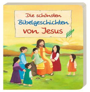 Die schönsten Bibelgeschichten von Jesus von Abeln,  Reinhard, Krömer,  Astrid