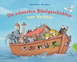 Die schönsten Bibelgeschichten zum Vorlesen von Janßen,  Rike, Polster,  Martin