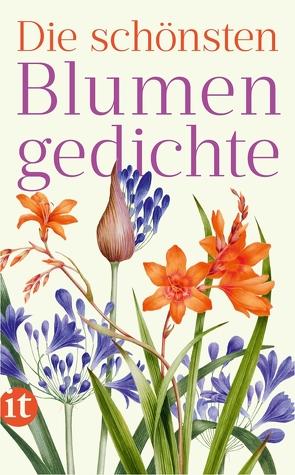 Die schönsten Blumengedichte von Dammel,  Gesine