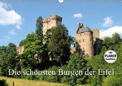 Die schönsten Burgen der Eifel (Wandkalender 2019 DIN A3 quer) von Klatt,  Arno