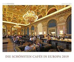 Die schönsten Cafés in Europa 2019 von Malamos,  Adonis