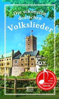 Die schönsten deutschen Volkslieder von Kalpers,  Johannes