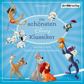 Die schönsten Disney-Klassiker von Scheunemann,  Reinhard