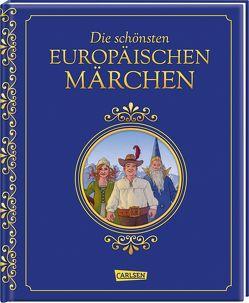 Die schönsten europäischen Märchen von Becker,  Michael, Köhler,  Tim