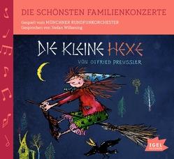 Die schönsten Familienkonzerte. Die kleine Hexe von Preussler,  Otfried, Wilkening,  Stefan