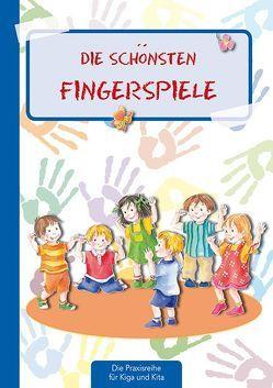 Die schönsten Fingerspiele von Klein,  Suse