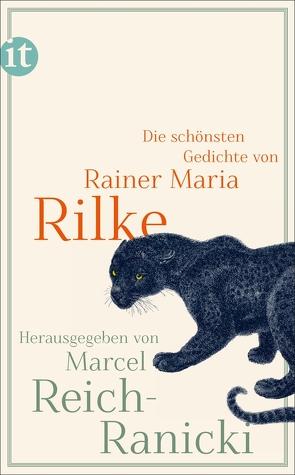 Die schönsten Gedichte von Reich-Ranicki,  Marcel, Rilke,  Rainer Maria