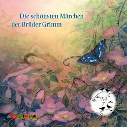 Die schönsten Märchen der Brüder Grimm von Grimm,  Jakob, Grimm,  Wilhelm, Hopf,  Erkki, Kretschmer,  Birte, Uter,  Jürgen