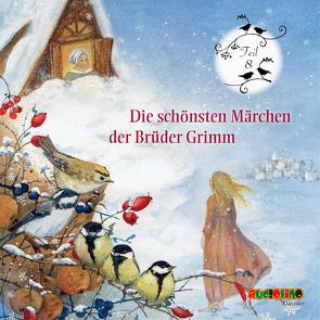 Die schönsten Märchen der Brüder Grimm von Grimm,  Jakob, Grimm,  Wilhelm, Hopf,  Erkki, Horeyseck,  Julian, Moll,  Anne, Uter,  Jürgen