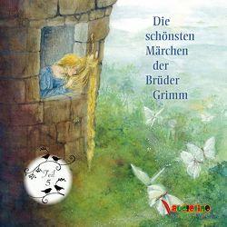 Die schönsten Märchen der Brüder Grimm von Graudus,  Konstantin, Grimm,  Jakob, Grimm,  Wilhelm, Moll,  Anne, Nachtmann,  Julia