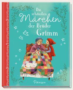 Die schönsten Märchen der Brüder Grimm von Abigail Dela Cruz u.a., Archer,  Mandy, von Kessel,  Carola