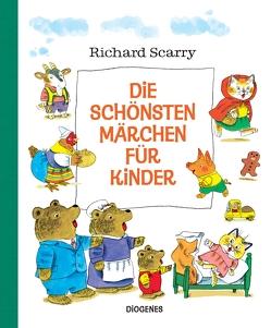 Die schönsten Märchen für Kinder von Jacobs,  Steffen, Scarry,  Richard