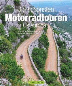 Die schönsten Motorradtouren in Osteuropa von Deleker,  Jo, Hülsmann,  Andreas, Potthoff,  Elke, Studt,  Heinz E.