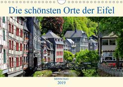 Die schönsten Orte der Eifel – Monschau (Wandkalender 2019 DIN A4 quer) von Klatt,  Arno