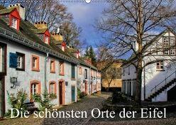 Die schönsten Orte der Eifel (Wandkalender 2018 DIN A2 quer) von Klatt,  Arno