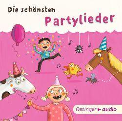 Die schönsten Partylieder (CD) von Jeschke,  Stefanie, Poppe,  Kay, Pusch,  Bastian, Various