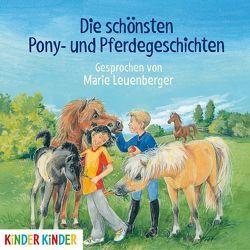 Die schönsten Pony- und Pferdegeschichten von Diverse, Leuenberger,  Marie