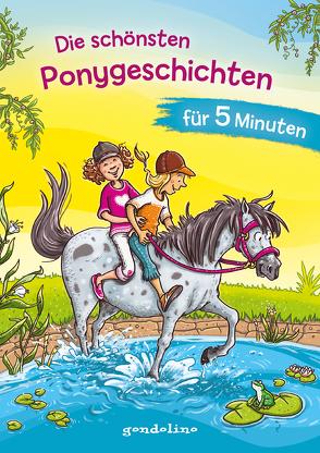 Die schönsten Ponygeschichten für 5 Minuten – Kinderbücher ab 8 Jahre (Mädchen)
