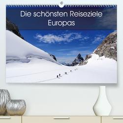 Die schönsten Reiseziele Europas (Premium, hochwertiger DIN A2 Wandkalender 2021, Kunstdruck in Hochglanz) von Card-Photo