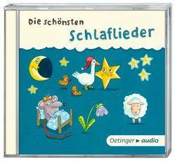 Die schönsten Schlaflieder CD von Jeschke,  Stefanie, Poppe,  Kay, Pusch,  Bastian, Various