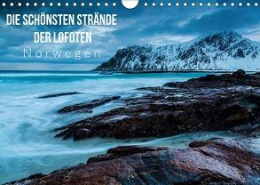 Die schönsten Strände der Lofoten – Norwegen (Wandkalender 2018 DIN A4 quer) von Gospodarek,  Mikolaj