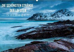 Die schönsten Strände der Lofoten – Norwegen (Wandkalender 2019 DIN A2 quer) von Gospodarek,  Mikolaj