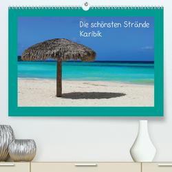 Die schönsten Strände Karibik (Premium, hochwertiger DIN A2 Wandkalender 2021, Kunstdruck in Hochglanz) von M.Polok