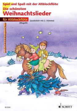 Die schönsten Weihnachtslieder von Estenfeld-Kropp,  Christa, Magolt,  Hans, Magolt,  Marianne