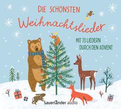 Die schönsten Weihnachtslieder von Kauffels,  Dirk, Kohlhepp,  Bernd, Steier,  Ulrich, Treyz,  Jürgen, Vahle,  Fredrik, Zuckowski,  Rolf