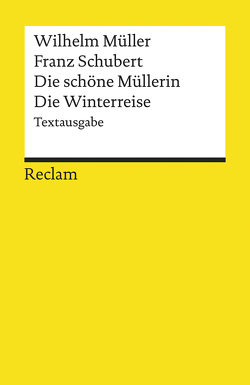 Die schöne Müllerin /Die Winterreise von Mueller,  Wilhelm, Schubert,  Franz, Vollmann,  Rolf
