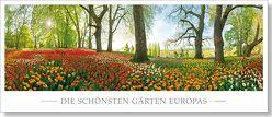 Die schönsten Gärten Europas von Steigert,  Hermann