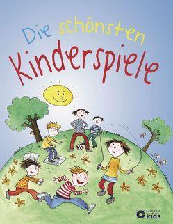 Die schönsten Kinderspiele von am Berg,  Anke, Fritz,  Sabine