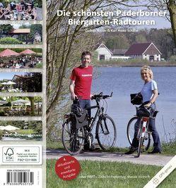 Die schönsten Paderborner Biergarten-Radtouren von Morsch,  Harald