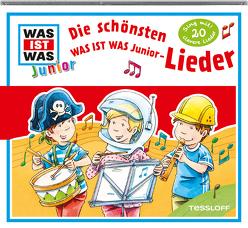 Die schönsten WAS IST WAS Junior-Lieder von Anders,  Luis-Max