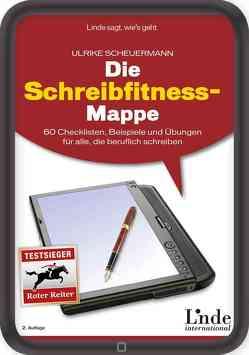 Die Schreibfitness-Mappe von Scheuermann,  Ulrike