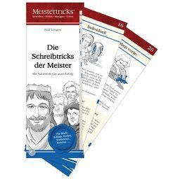 Die Schreibtricks der Meister von Georg,  Ferdinand, Lengen,  Ralf