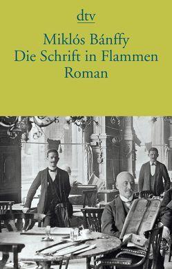 Die Schrift in Flammen von Bánffy,  Miklós, Oplatka,  Andreas
