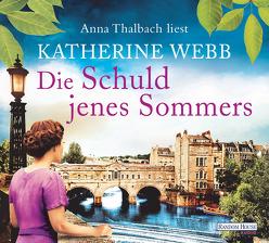 Die Schuld jenes Sommers von Thalbach,  Anna, Webb,  Katherine