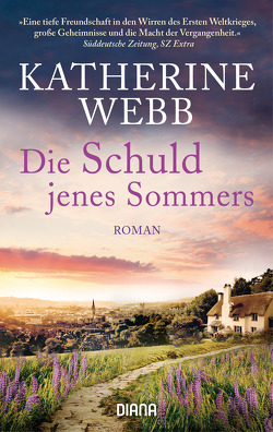 Die Schuld jenes Sommers von Schröder,  Babette, Webb,  Katherine