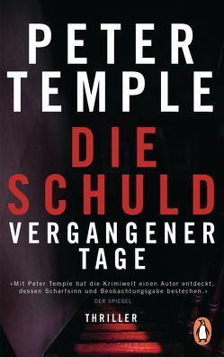 Die Schuld vergangener Tage von Herzog,  Hans M., Temple,  Peter