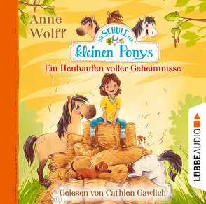Die Schule der kleinen Ponys – Ein Heuhaufen voller Geheimnisse von Gawlich,  Cathlen, Reitz,  Nadine, Wolff,  Anne