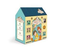 Die Schule der magischen Tiere: Die Schule der magischen Tiere – Meine große Hörbuchbox 2 von Auer,  Margit, Fröhlich,  Andreas, Missler,  Robert