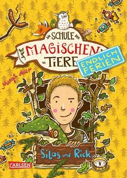 Die Schule der magischen Tiere – Endlich Ferien 2: Silas und Rick von Auer,  Margit, Dulleck,  Nina