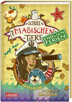Die Schule der magischen Tiere – Endlich Ferien 6: Hatice und Mette-Maja von Auer,  Margit, Dulleck,  Nina