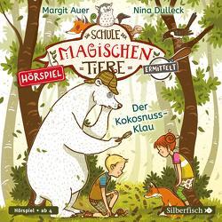 Die Schule der magischen Tiere ermittelt – Hörspiele 3: Der Kokosnuss-Klau von Auer,  Margit, Diverse, Kloppe,  Matthias, Maire,  Laura