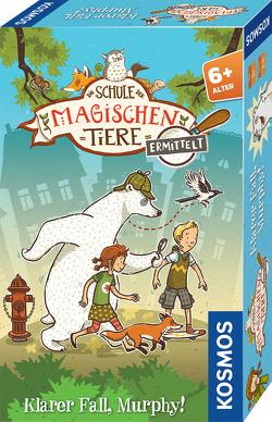 Die Schule der magischen Tiere ermittelt. Klarer Fall, Murphy!