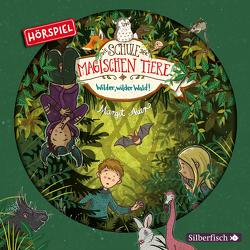 Die Schule der magischen Tiere – Hörspiele 11: Wilder, wilder Wald! Das Hörspiel von Auer,  Margit, Diverse