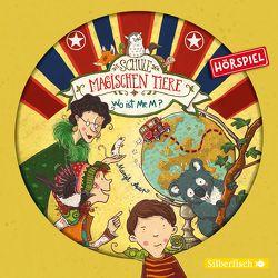 Die Schule der magischen Tiere – Hörspiele 7: Wo ist Mr. M? Das Hörspiel von Auer,  Margit, Diverse