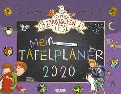 Die Schule der magischen Tiere Mein Tafelplaner 2020 von Auer,  Margit, Dulleck,  Nina
