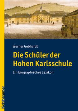 Die Schüler der Hohen Karlsschule von Gebhardt,  Werner